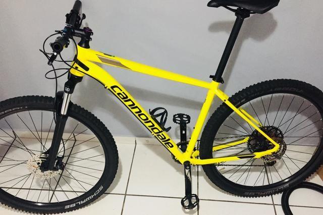 Bike cannondale 29
