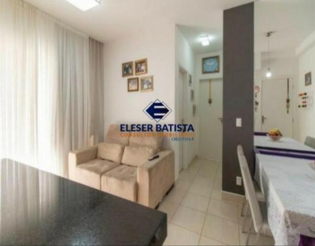 DWC - Apartamento 2 Qtos c/ suite Dream Park - Serra ES - R$ 209.000,00rra - ES - Foto 10