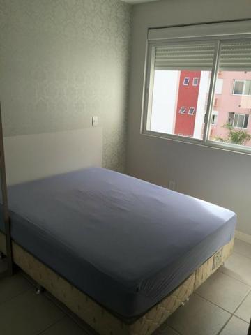 Apartamento de 02 dormitorios, com ampla sacada -Saco Grande - Foto 7