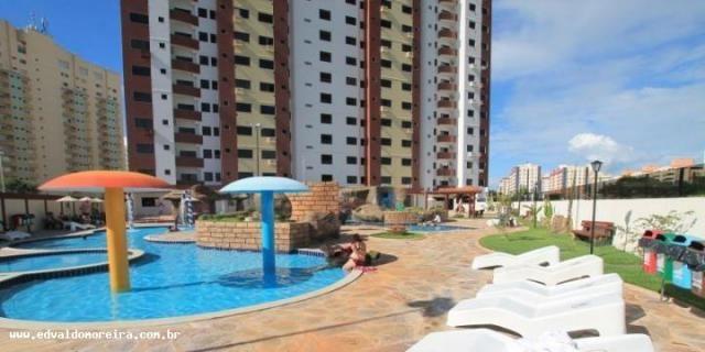 Apartamento 3 quartos para temporada em caldas novas, golden dolphin supreme, 3 dormitório - Foto 9