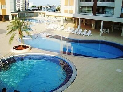 Apartamento 3 quartos para temporada em caldas novas, promenade, 3 dormitórios, 1 suíte, 1 - Foto 11