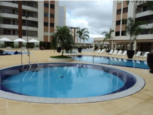 Apartamento 3 quartos para temporada em caldas novas, promenade, 3 dormitórios, 1 suíte, 1