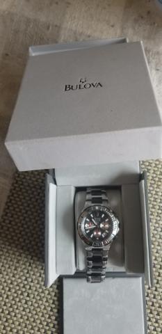 Relógio ORIGINAL BULOVA Marine Star - N0V0
