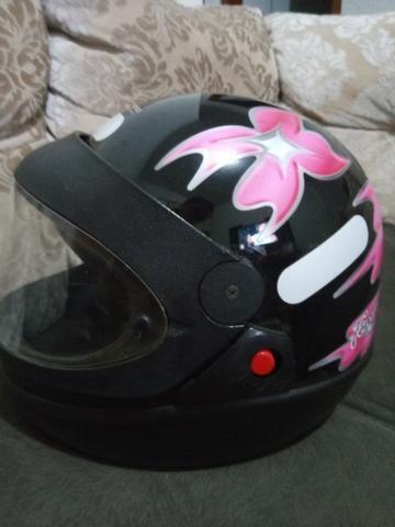 Vendo capacete San marino tamanho 56 - Foto 3