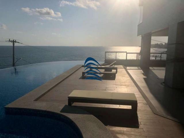 Apartamento à venda com 4 dormitórios em Rio vermelho, Salvador cod:NL1035G - Foto 19