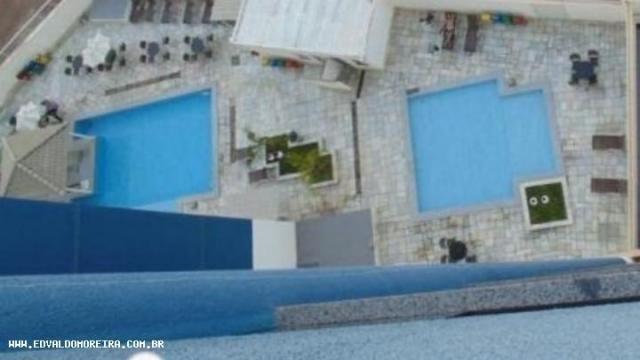 Apartamento 1 quarto para temporada em caldas novas, cezar park, 1 dormitório, 1 banheiro, - Foto 12