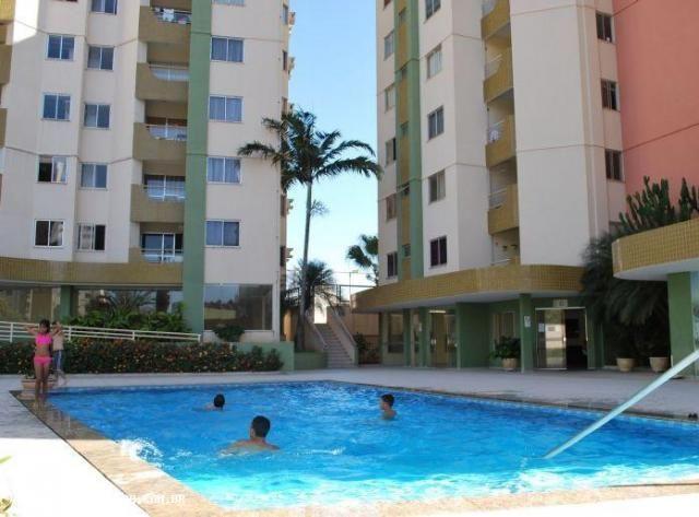 Apartamento 3 quartos para temporada em caldas novas, vitória thermas, 3 dormitórios, 1 su - Foto 9