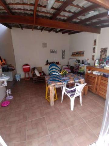 Casa de condomínio à venda com 3 dormitórios em Stella maris, Salvador cod:NL1053G - Foto 20