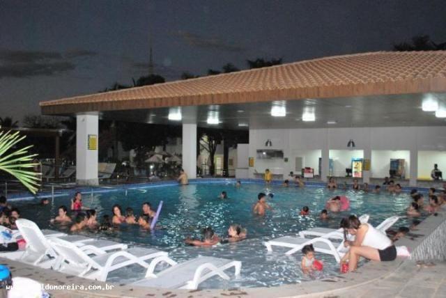 Apartamento 3 quartos para temporada em caldas novas, di roma internacional, 3 dormitórios - Foto 2