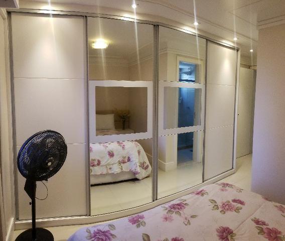 2 quartos c/ suíte montado e decorado - Colinas de Laranjeiras - Foto 8