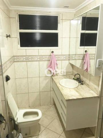Apartamento com 3 dormitórios para alugar, 155 m² por r$ 1.200/mês - centro - ribeirão pre - Foto 20
