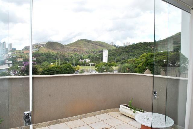 Cobertura à venda, 3 quartos, 2 vagas, buritis - belo horizonte/mg - Foto 18