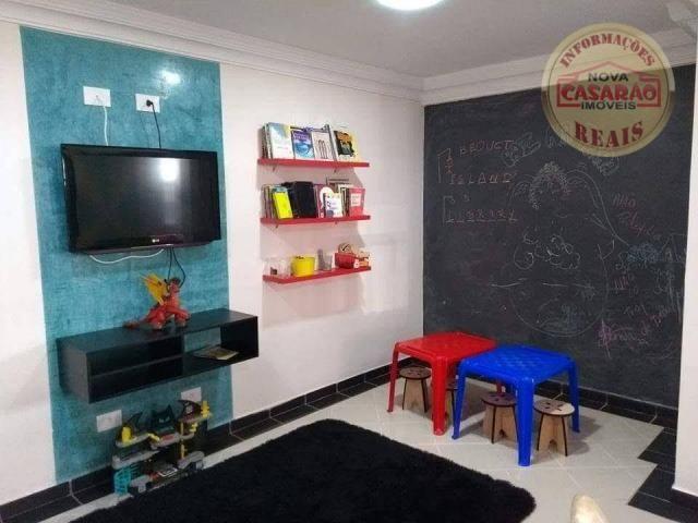 Apartamento com 2 dormitórios à venda, 89 m² por R$ 285.000 - Vila Tupi - Praia Grande/SP - Foto 19