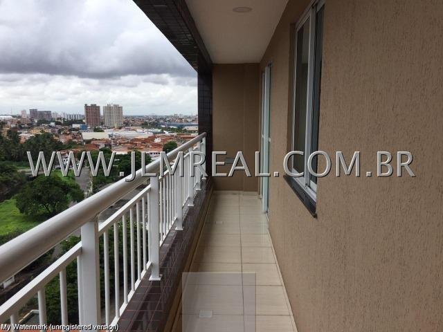 (Cod.:086 - Jacarecanga) - Mobiliado - Vendo Apartamento com 80m² e 2 Vagas - Foto 9