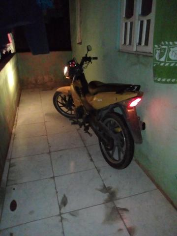 Vendo ou troco por moto ditaly bluz - Foto 2