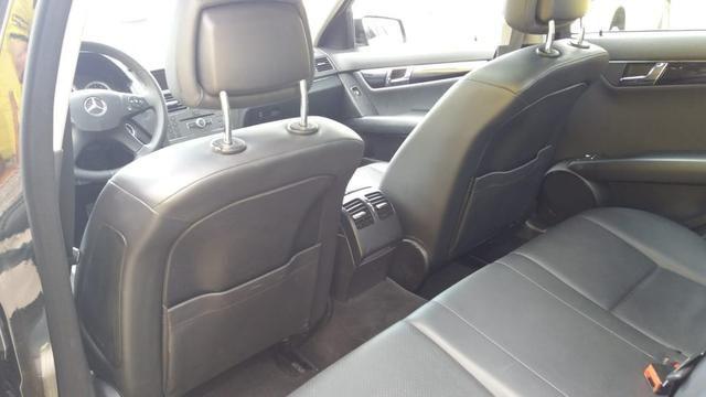 C200 Kompressor 184cv extra, recebo carro - Foto 8