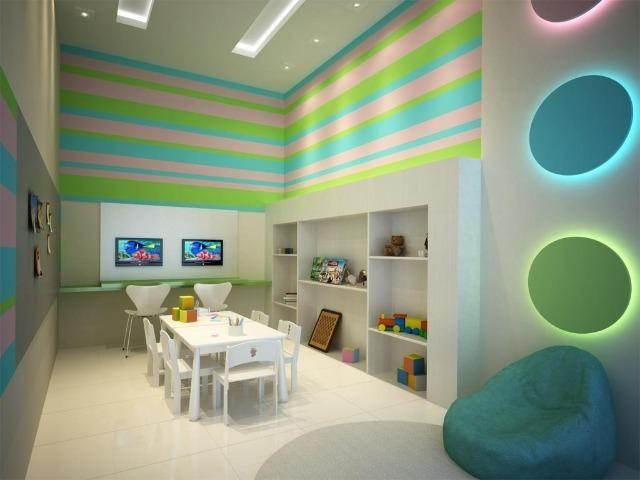 Campobelo, Apartamento no Cocó com 220mts, cozinha e varanda gourmet - Foto 16