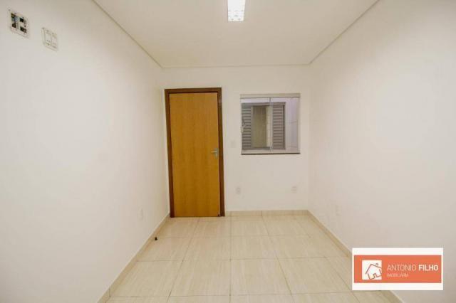 Casa com 2 dormitórios para alugar por R$ 1.600/mês - Setor Habitacional Arniqueiras - Águ - Foto 15