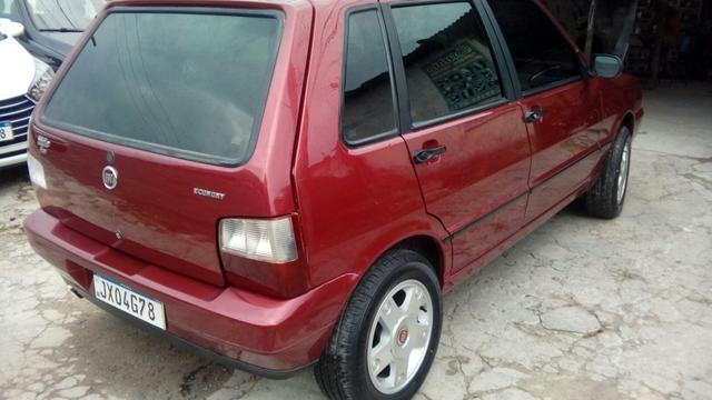 Fiat uno 2005 AR e alarme só - Foto 5