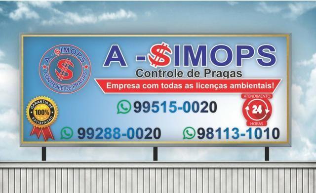Asimops Serviços Tecnicos de Combate e Prevenção de Pragas Urbanas * Zapã