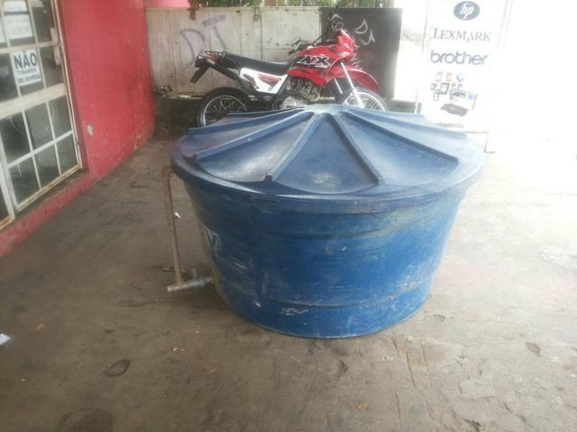 Tanque de Plástico de 1.000 litros