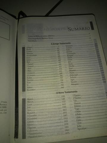 Biblia de estudo - Foto 3