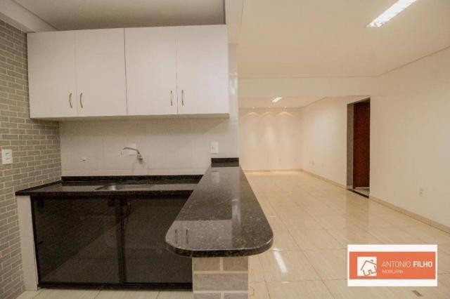 Casa com 2 dormitórios para alugar por R$ 1.600/mês - Setor Habitacional Arniqueiras - Águ - Foto 10