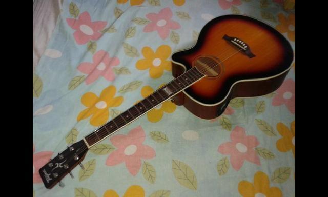 Vendo ou troco violão Tagima Dallas
