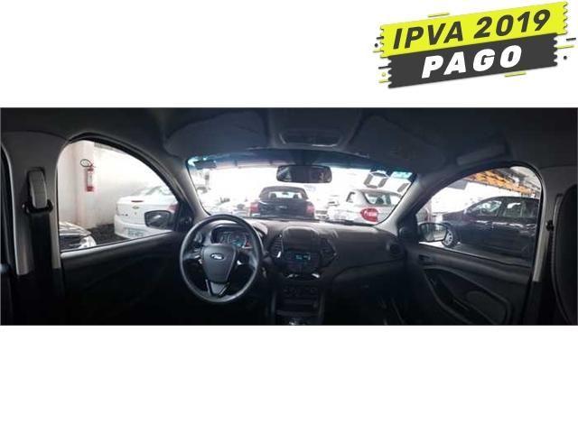 Ford Ka + 1.5 advanced 16v flex 4p manual - Foto 11