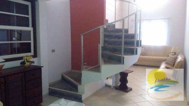 Casa com 4 dormitórios para alugar, 100 m² por R$ 600/dia - Itapema do Sai - Itapoá/SC - Foto 8