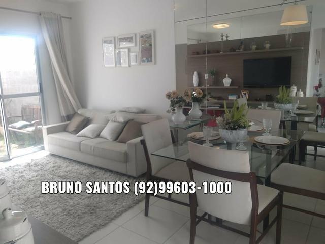 Vitta Club House. Casa com três dormitórios na Torquato Tapajós - Foto 2
