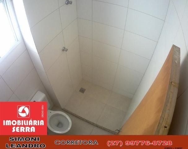 SCL - 6 - Novo, Alugo apartamento 2 quartos em jacaraípe - Foto 9
