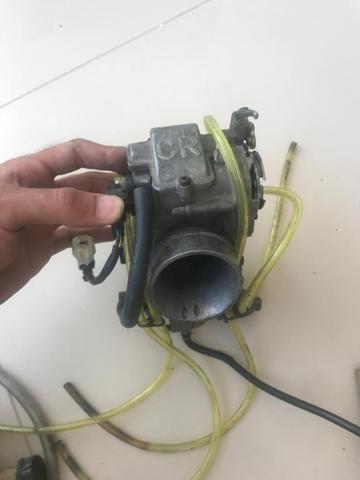 Carburador husqvarna te 510, Smr 510 completo - Foto 2