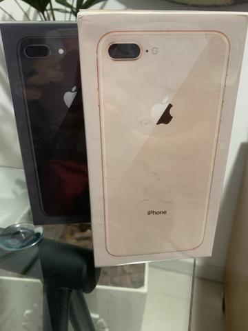 IPhone 8 Plus novo- pronta entrega