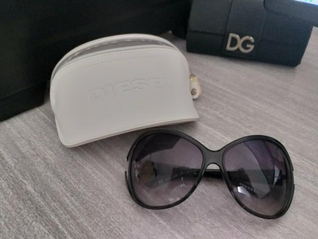 Óculos Diesel original importado - Bijouterias, relógios e ... 3d9570e502
