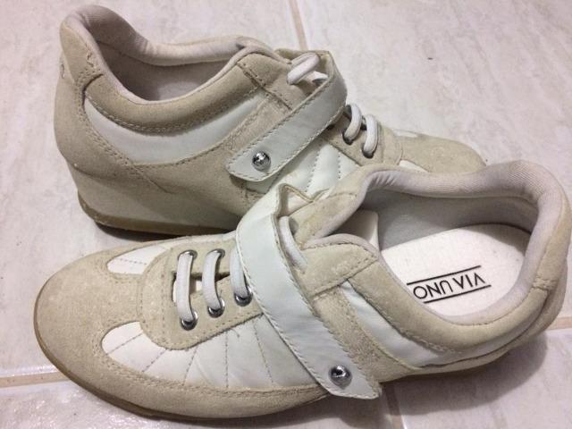 Roupas e calçados femininos Tenis Via Uno - Roupas e calçados ... a92da9460e