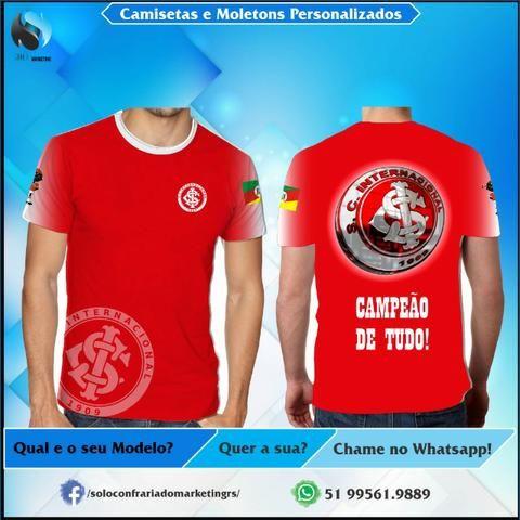 Camisetas Personalizadas da Dupla GreNal! - Roupas e calçados - Rio ... 82e559df68162
