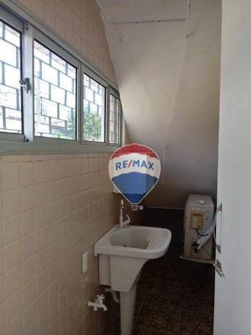 Casa com 2 dormitórios para alugar, 55 m² por R$ 780,00/mês - Cidade 2000 - Fortaleza/CE - Foto 16
