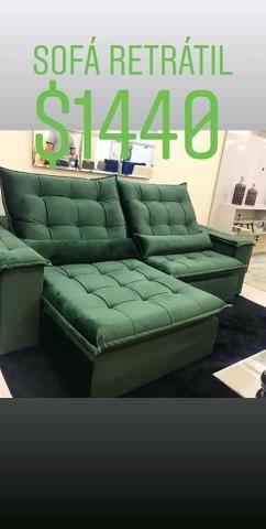 Sofa retratil de 3 metros - Móveis - Planalto, São ...
