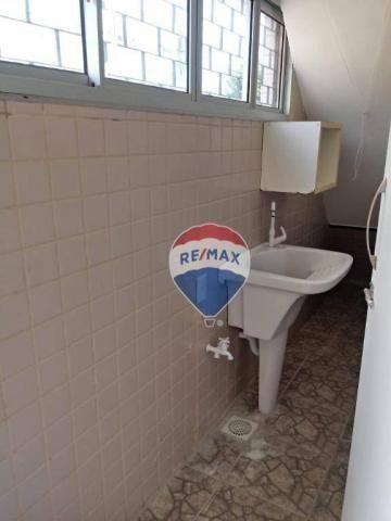 Casa com 2 dormitórios para alugar, 55 m² por R$ 780,00/mês - Cidade 2000 - Fortaleza/CE - Foto 18