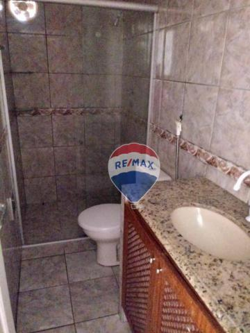 Casa com 2 dormitórios para alugar, 55 m² por R$ 780,00/mês - Cidade 2000 - Fortaleza/CE - Foto 14