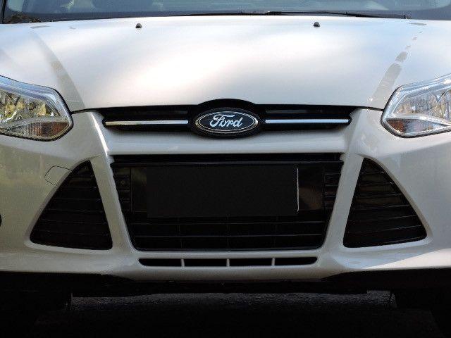 Ford Focus Sedan Titanium 2.0 2015 Impecável - Foto 20