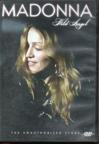 Dvd - Wild Angel - Madonna