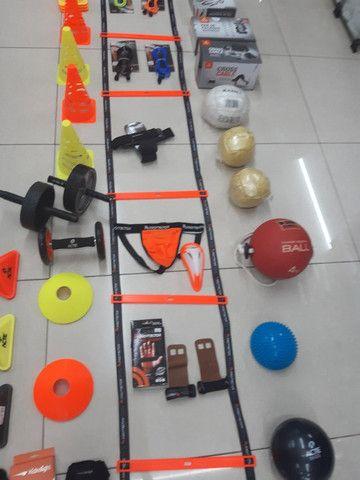 Material Esportivo para treinar em casa ou onde quiser - Foto 5