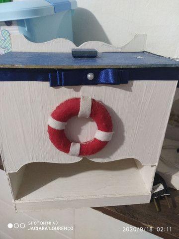 Kit higiene marinheiro - Foto 4