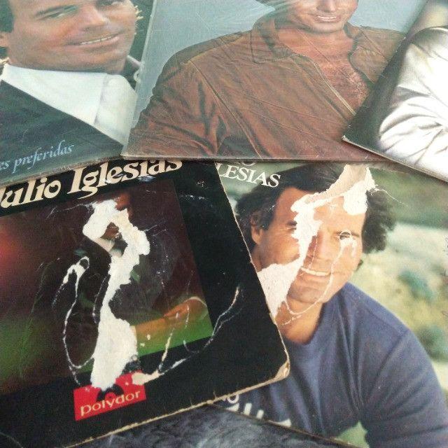 Discos de vinil Júlio Iglesias - Foto 4