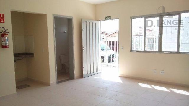 Barracão para alugar, 220 m² por R$ 3.000,00/mês - Parque Via Norte - Campinas/SP - Foto 4
