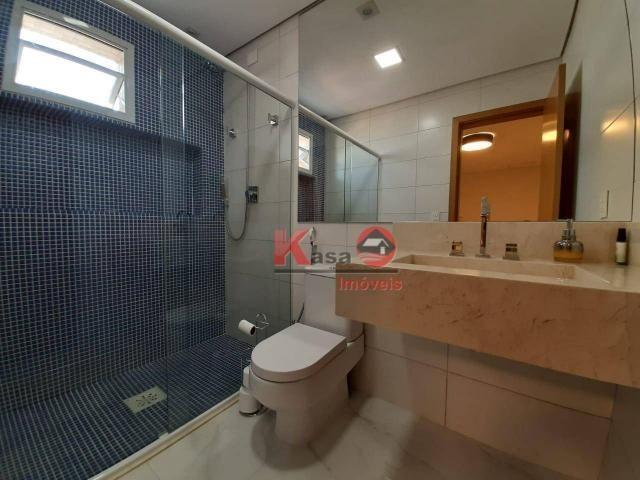 Cobertura com 4 dormitórios à venda, 410 m² por R$ 7.500.000,00 - Gonzaga - Santos/SP - Foto 19
