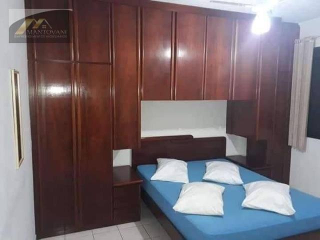 Apartamento com 2 dormitórios à venda, 77 m² por R$ 380.000,00 - Guilhermina - Praia Grand - Foto 5