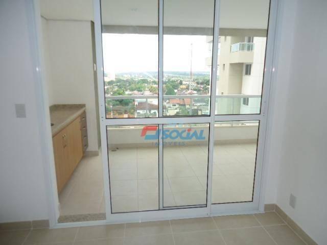 Apartamento com 3 dormitórios, 125 m² - venda por R$ 600.000,00 ou aluguel por R$ 2.800,00 - Foto 2